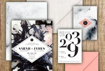 We're Getting Hitched - Beautiful Invitations
