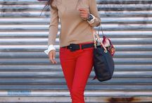 Fall Fashion / by The Hippie In High Heels