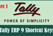 Tally ERP 9 Tutorials / Total 40 Chapters to Learn about Tall ERP 9. Get all the tutorials for Reports, Register, Accounts only, Inventory, Tax - VAT, TDS, TCS, FBT, Excise, Service Tax, Cheque & Bill Printing, Budget Control, Payroll, Manufacturing and lots more