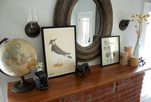 Mantels / by D&Y Design Group