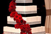 Wedding theme red