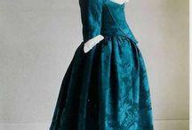 1780 1790s fashion