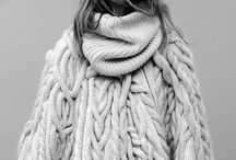 totally texture / Luxury knitwear
