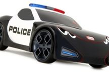 TOYS POLICE CARS