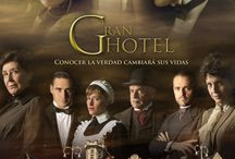 Gran Hotel ❤ / Spanish TV series about exclusive Hotel in early XX century. Love, crimes, murders and more love. |Julio & Alicia |