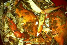 Recipe Ideas: Crabs / Blue Crabs, Dungeness Crabs, Snow Crabs and King Crabs....