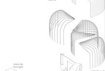 Architectural drawing / by Mahsa Vanaki Studio