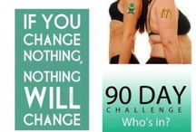 To be fit.     eklaclax.bodybyvi.com / Take body by Visalus  shake to get you going in the right track.