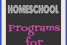 Curriculum and Homeschool Technique
