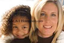 Child Care / A-1 Home Care Jobs seeks babysitters, nannies, and mother's helpers to provide in-home care services in Los Angeles County and Orange County. / by A-1 Home Care, A-1 Domestic Professional Services