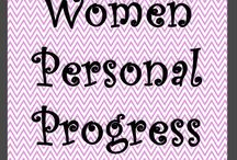 YW Personal Progress / by Kathy Kimball