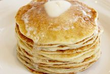 Crepes pancakes and pikelets