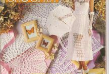 Crochet magazines / by Linda Kinney