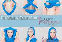all about scarfs