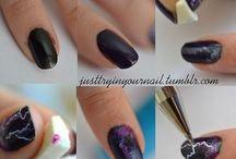Unhas | nail art / Inspirações de unhas decoradas, dicas, truques e produtos para cuidar das unhas.
