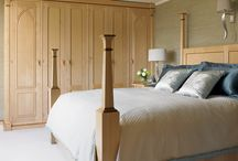 Bedrooms / Creating a sanctuary, a place of peace and privacy in which to unwind from the day's stressful world