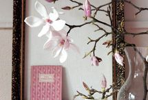 Spring Home Decorations / Decoration Ideas for the spring time