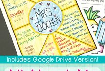 Math Interactive Notebooks / Tips, strategies and ideas for implementing Interactive Notebooks in Math