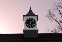 Clock Towers / Superior Handcrafted Clock Towers by As Time Goes By