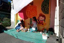 ILLUSTRATION | Murale 2017 / Projet de murale dans le cadre du segment Illustration urbaine dirigé par Alexandre Lafleur