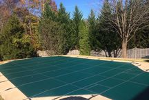 Swimming Pool Covers / At Subcomm Pools, we offer some of the best swimming pool covers on the market today. We also install both custom pool covers as as well as basic safety mesh and solid pool covers from Loop Loc. http://www.subcommpools.com/pool-covers.html