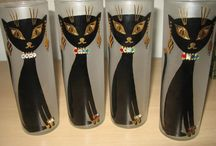 Kitschy Kitty Cats / by Krista S