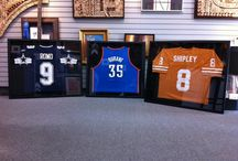 Our Sports Shadowboxes