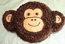 Cake Decorative Designs (Animals More)