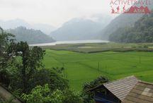 Vietnam: Ba Be lake