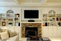Fireplace Ideas / by Aida Kutch