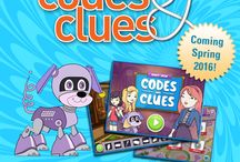 Nancy Drew: Codes & Clues / Nancy Drew: Codes & Clues is a mobile app for girls 5-8 and introduces them to computer programming principles. Learn more at herinteractive.com! / by Nancy Drew Games