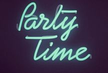 Party / We all need to have fun from time to time