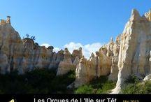 Dans le Roussillon