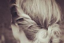 hair / by Jenna Rascavage