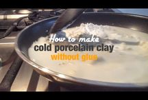 Porcelain clay recipe
