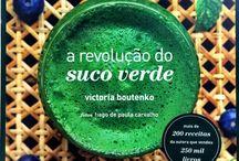 A Revolução do Suco Verde / A Revolução do Suco Verde - Para quem é amante dos sucos verdes e quer uma vida saudável, conheçam este livro!  Acessem:  http://www.camilazivit.com.br/a-revolucao-do-suco-verde/