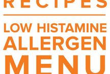 Low Histamine Recipes / by Once A Month Meals