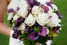 A touch of Purple / Wedding ideas, to your colour theme, a touch of purple