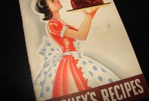 Vintage recipes / Just because sometimes the old fashioned way works better.....