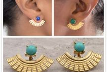 ear cuffs / Log on to www.hoofa.in for large variety of fashion ear cuffs for ladies and girls. Free shipping & COD available