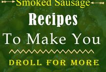 21 Smoked Sausage Recipes