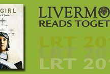 Livermore Reads Together 2017 / Livermore Reads Together (LRT) is the Livermore Public Library's annual community-wide event that occurs each February. The City of Livermore is encouraged to read the same book (that's voted on by the community) and to participate in the free LRT events for children, teens, and adults.  LRT aims to boost community engagement with literature through reading and discussion.