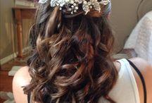 Wedding Hairstyles Half Up Half Down With Veil