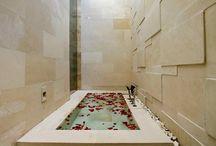 my bathroom / .