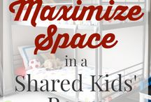 shared kids' spaces