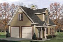 House and Garage Plans / by Michelle Bond