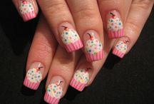 Fingernails / by Debbie Guy-Ells