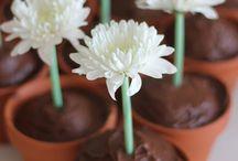 Flower Birthday Party