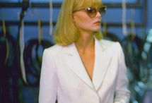 White Style Files from movies / Film style and costume, fashion in cinema, white outfits