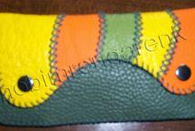 Deri Cüzdan-leather wallet